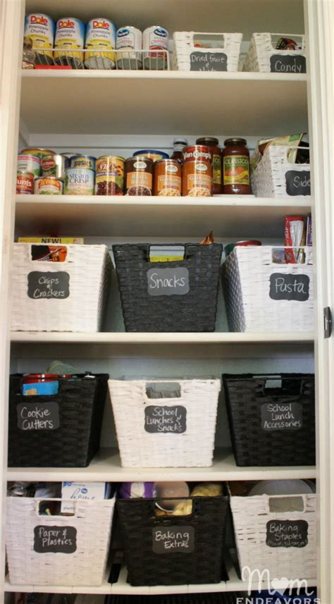 kitchen organizers pantry pantry organization makeover 2381
