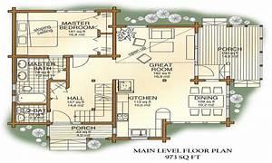 Inside Luxury Log Homes Luxury Log Cabin Home Floor Plans ...