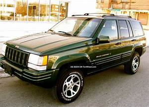 1996 Jeep Grand Cherokee Limited 4x4  U0026quot  Only 92k Rare Orvis