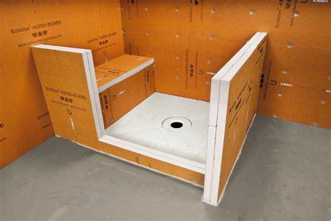 waterproof building board schluter 174 kerdi board kerdi board panels building panels schluter ca