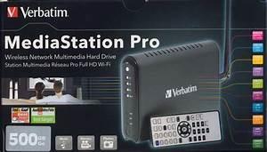 Verbatim Mediastation Pro 500gb Review