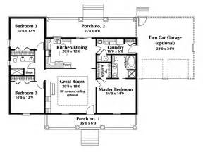 great room house plans one malaga single home plan 028d 0075 house plans and more