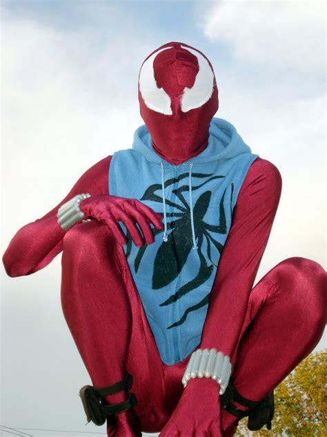 iron spider costume  iron spider
