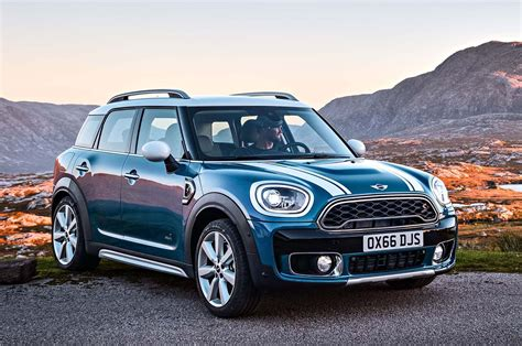 mini cooper 2017 mini countryman first look review the biggest mini yet