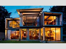 luxury shipping container home YouTube