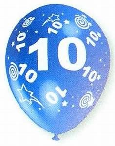 Kindergeburtstag 10 Jahre Mädchen : 15 luftballons geburtstags wunsch zahl dekoration berraschungs party ballone ebay ~ Frokenaadalensverden.com Haus und Dekorationen