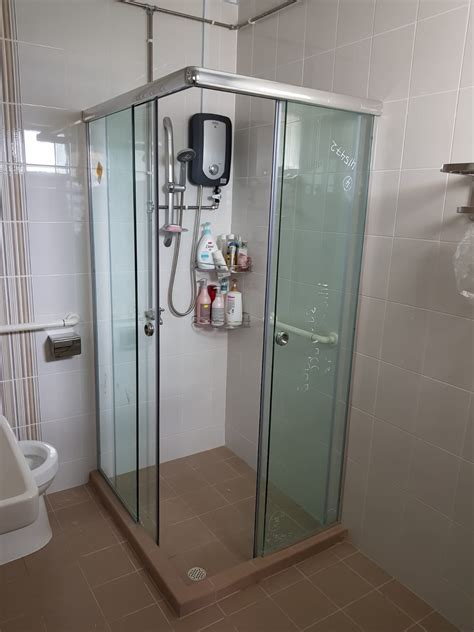 toilet shower screen toilet bathroom renovation singapore