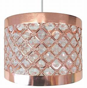 Bhs easy fit ceiling lights : Easy fit light fitting ceiling shade lighting decoration