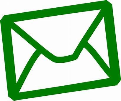 Envelope Clipart Cartoon Clip Medium Clker Vector