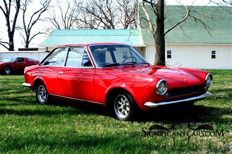 Fiat 124 Sport by Fiat 124 Sport Coupe 1967 On Motoimg