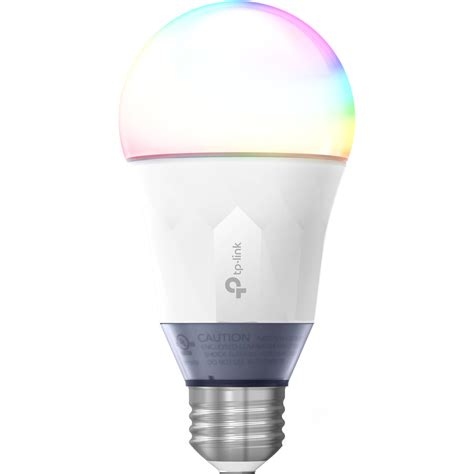 tp link lb130 wi fi smart led bulb with color changing