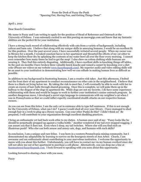 fuzzy cover letter open cover letters