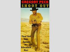 Shoot Out [Shootout] *** 1971, Gregory Peck, Patricia