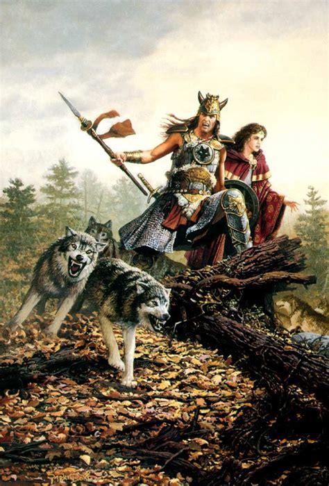 keith parkinson, sword of shannara, images Gallery B