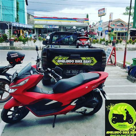Pcx 2018 Banjarmasin by Sewa Motor Banjarmasin Amelindo Bike Rent