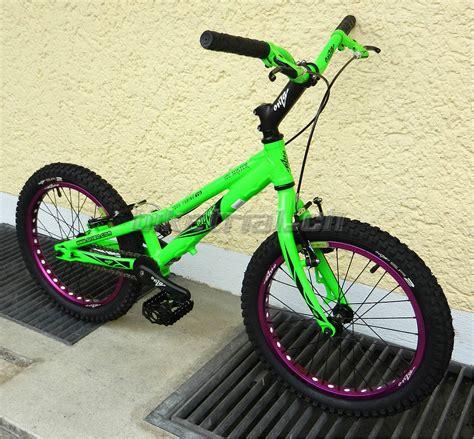 Onza Mini Master 2013 Kinder Trialbike 18 Quot Trial Bike