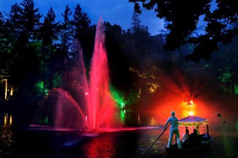 lumido  fonteinen licht en geluid  quidam