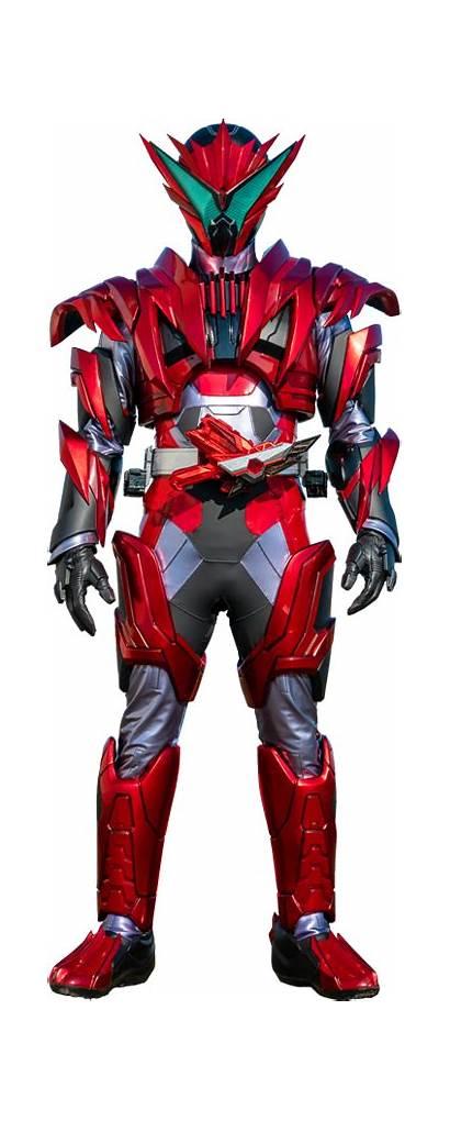 Kamen Rider Jin Zero Falcon Burning Sentai