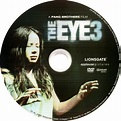 The Eye 3 - Scanned DVD Labels - the eye 3 dvd 300 :: DVD ...