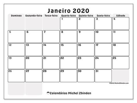 calendarios janeiro ds michel zbinden pt