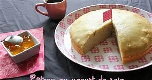 Yaourt De Soja : g teau au yaourt de soja le classique en version sans ~ Melissatoandfro.com Idées de Décoration