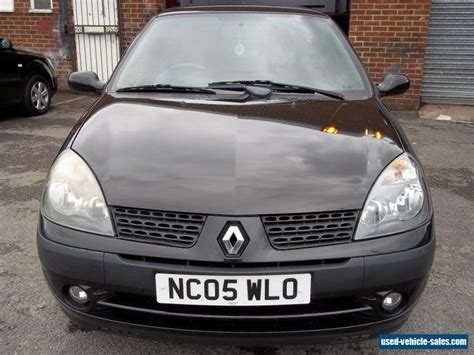 2005 Renault Clio Extreme 16v For Sale In The United Kingdom