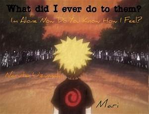 Lonely Naruto by kiko1325 on DeviantArt