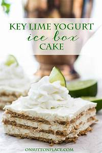 Easy No Bake Key Lime Eclair Crazy For Crust Key Lime ...