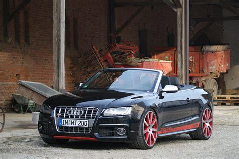 Audi Cabrio Michelle Edition Mtm Top Speed