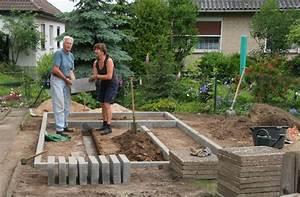 Terrasse Betonieren Dicke : anregungen durch bildbeispiele zu gew chshausfundamenten ~ Whattoseeinmadrid.com Haus und Dekorationen