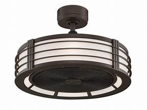 Bronze ceiling fan with light remote control
