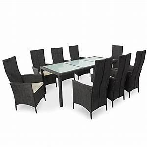 Gartenmöbel Set 8 Stühle : sitzgruppen und andere gartenm bel von deuba online kaufen bei m bel garten ~ Bigdaddyawards.com Haus und Dekorationen
