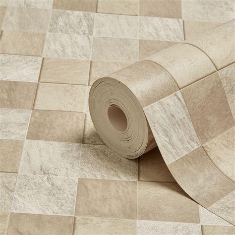 graham brown contour beige natural stone tile kitchen