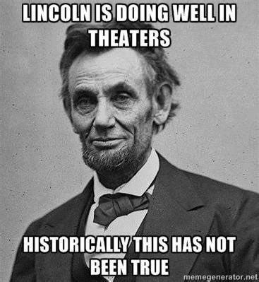 Lincoln Meme - lincoln the vapid and dark history of the republican party you never learned in school