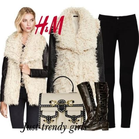 hm outwear  winter  trendy girls