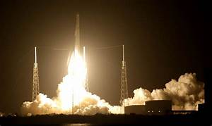 SpaceX Lands Fifth Rocket During Space Station Cargo ...