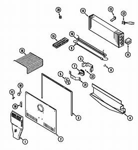 Magic Chef Refrigerator Wiring Diagram. parts for magic chef ... on