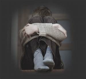 Scared Child Hiding | www.pixshark.com - Images Galleries ...