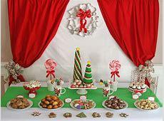 36 Christmas Dessert Table Ideas For Kids