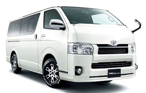 2019 Toyota Hiace Review, Redesign And Price Toyota