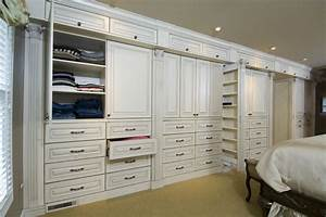 Master Bedroom Cabinetry - Traditional - Closet - Chicago