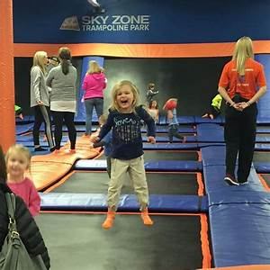 Sky Zone Birthday Party In Fenton, MO - Seeing Dandy