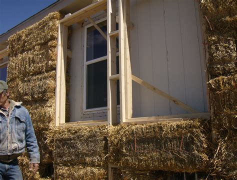 Off Grid Straw Bale Home Manzano, New Mexico   Paja