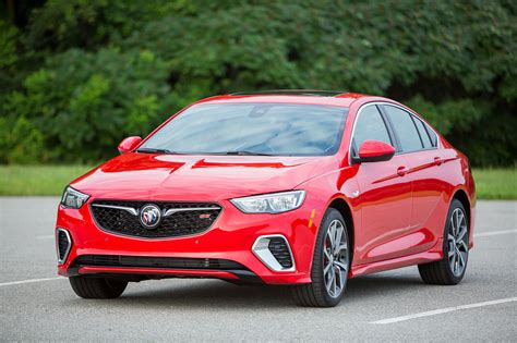 This Is The Allnew 2018 Buick Regal Gs, An Enthusiasts