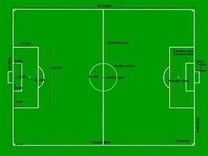 Football Field Clip Art At Clker Com