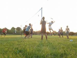 CBVA Outdoor Volleyball [08/31/14]