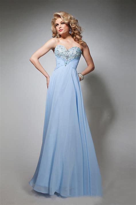 light blue formal dresses some right reasons for choosing light blue prom dresses