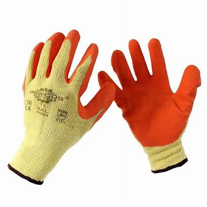 Gloves Safety Construction Protective Grip Builders 2xl