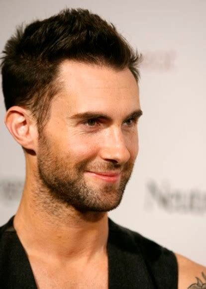 Hairstyles For Guys by Adam Levine Haircuts Hairstyles Weekly