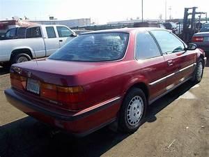 1990 Honda Accord Lx Coupe 2